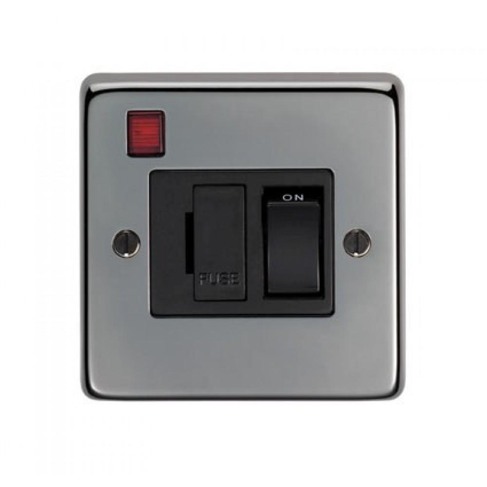BN 13 Amp Fused Switch + Neon