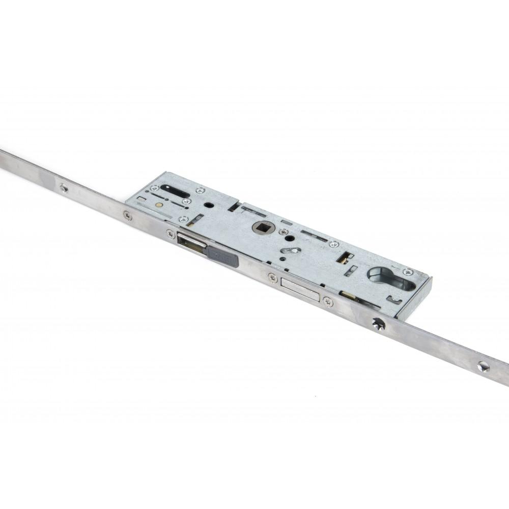 SS 45mm Backset linear 3 Point Door Lock