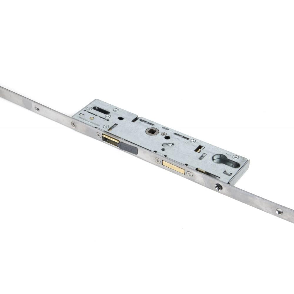 SS 35mm Backset Hook 3 Point Door Lock