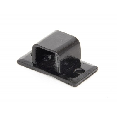 "Black Receiver Bridge for 4"" Straight Bolt"