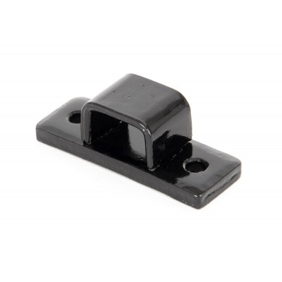 "Black Receiver Bridge for 6"" Straight Bolt"