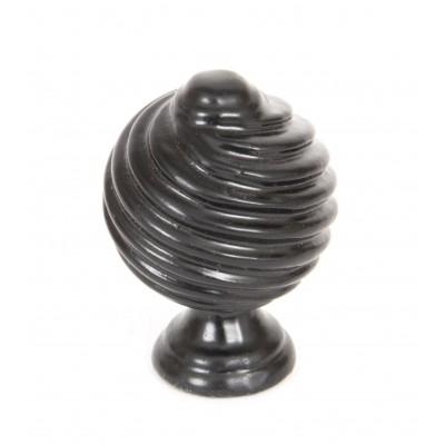 Black Twist Knob