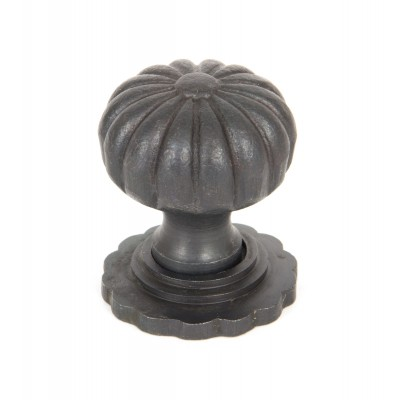 Beeswax Flower Cabinet Knob - Large