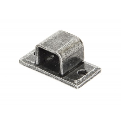 "Pewter Receiver Bridge For 4"" Straight Bolt"