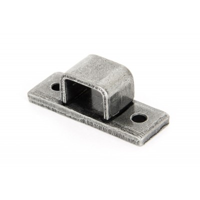 "Pewter Receiver Bridge For 6"" Straight Bolt"