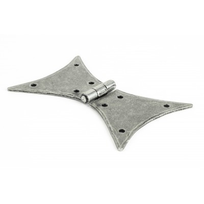 Pewter 5'' Butterfly Hinge (pair)