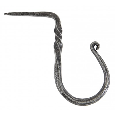 Pewter Cup Hook - Medium