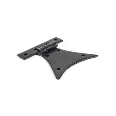 Black 3 1/4'' Half Butterfly Hinge (pair)
