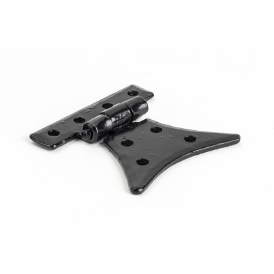 Black 2'' Half Butterfly Hinge (pair)