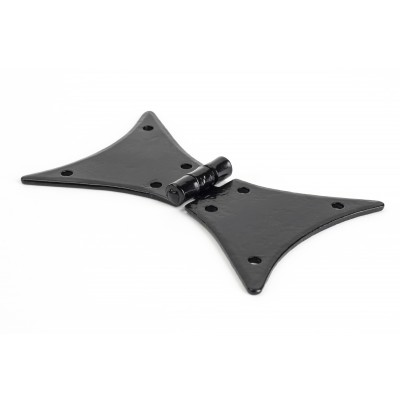 Black 5'' Butterfly Hinge (pair)