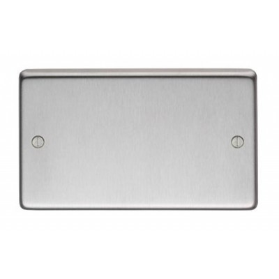SSS Double Blank Plate