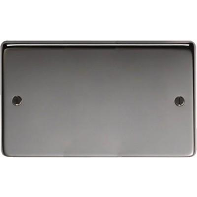 BN Double Blank Plate