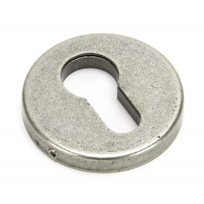 Pewter 52mm Regency Concealed Escutcheon