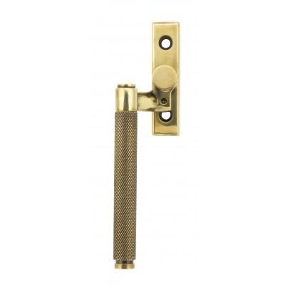 Aged Brass Brompton Espag - LH