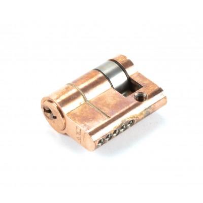 Polished Bronze 30/10 5pin Single Cylinder