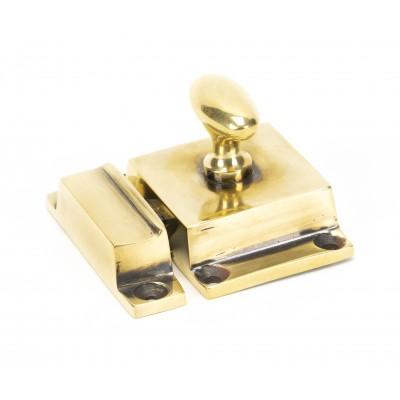 Aged Brass Cabinet Latch