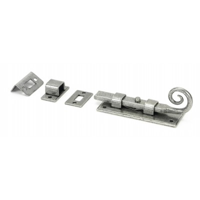 "Pewter 4"" Monkeytail Universal Bolt"