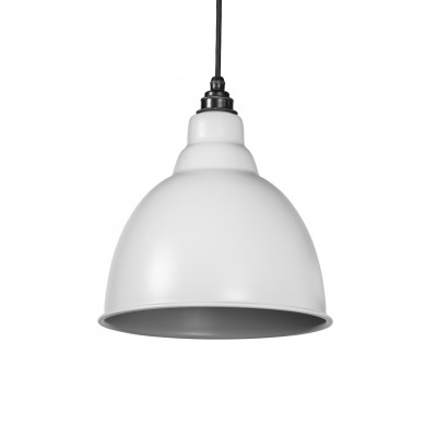 Light Grey Full Colour Brindley Pendant