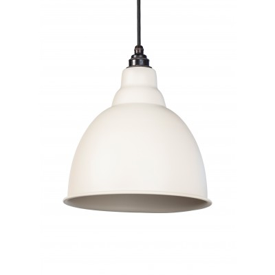 Oatmeal Full Colour Brindley Pendant