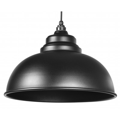 Black Full Colour Harborne Pendant