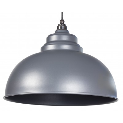 Dark Grey Full Colour Harborne Pendant