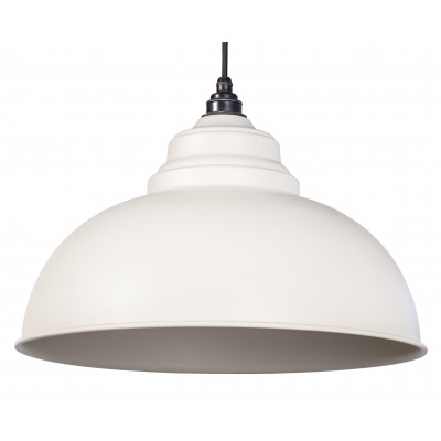 Oatmeal Full Colour Harborne Pendant