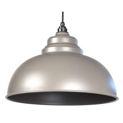 Warm Grey Full Colour Harborne Pendant