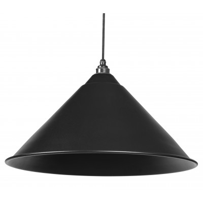 Black Full Colour Hockley Pendant