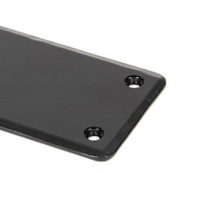 Black Fingerplate - Large
