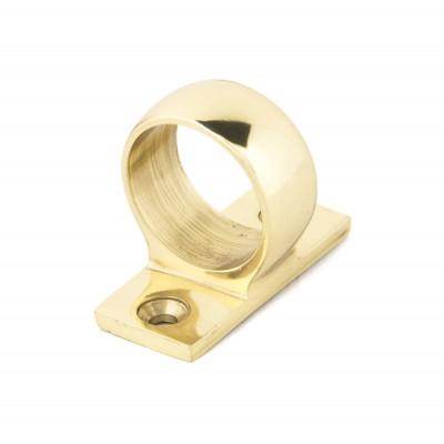 Polished Brass Sash Eye Lift