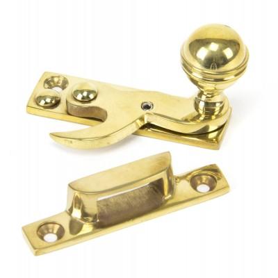 Polished Brass Standard Hook Fastener