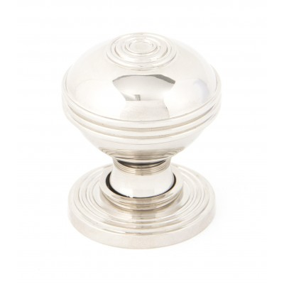 Polished Nickel Prestbury Cabinet Knob - Small