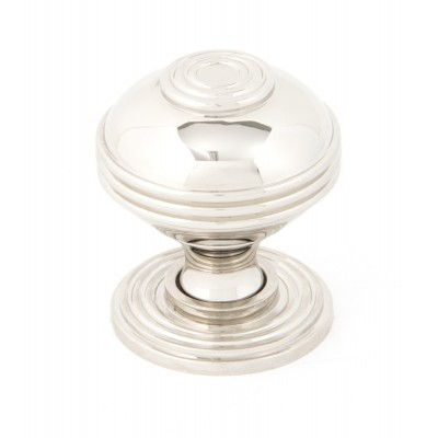 Polished Nickel Prestbury Cabinet Knob - Large