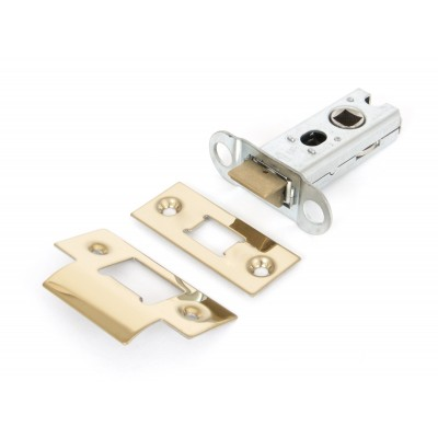 Brass 2 1/2'' Heavy Duty Latch