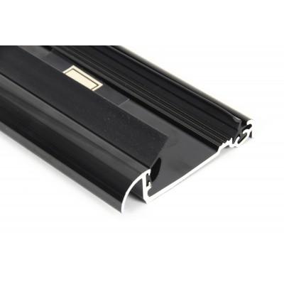 Black Macclex 15/2 Threshold - 1219mm