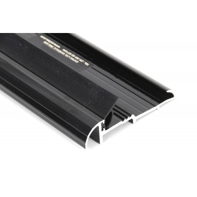 Black OUM/4 Weatherbar - 1829mm