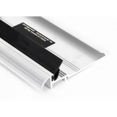 Aluminium OUM/6 Weatherbar - 1829mm