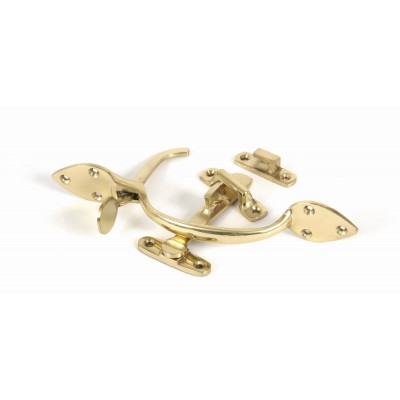 Suffolk Latch Set - Polished Brass