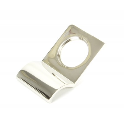 Polished Nickel Rim Cylinder Pull
