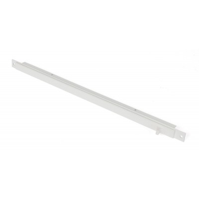 White Large Aluminium Trickle Vent 380mm