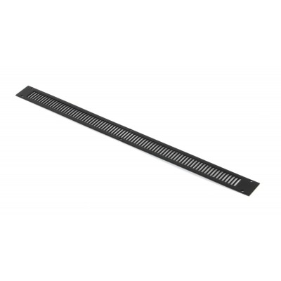 Black Aluminium Small/Medium Grill 288mm