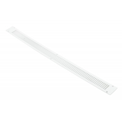 White Aluminium Small/Medium Grill 288mm