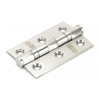 "SSS 3"" Ball Bearing Butt Hinge (pair)"