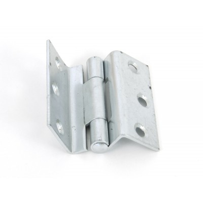 "Bright Zinc Plated 2½"" Stormproof Hinge 1951 (pair)"