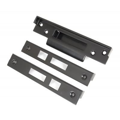 "Black 0.5"" Rebate Kit for Standard Sashlock"
