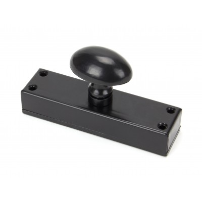 Black knob for Cremone Bolt