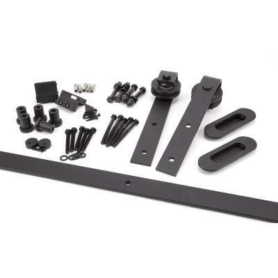 100kg Sliding Door Hardware Kit (2m Track)