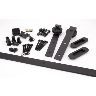 100kg Sliding Door Hardware Kit (3m Track)