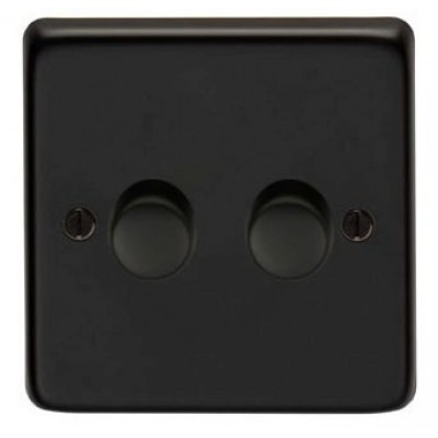 MB Double LED Dimmer Switch