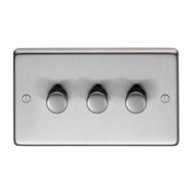 SSS Triple LED Dimmer Switch